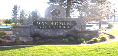 Wandermere Golf Course Spokane Wa
